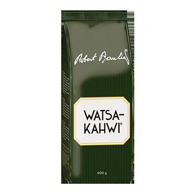 SUODATINKAHVI WATSA-KAHWI BY ROBERT PAULIG