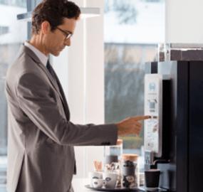 Kahvilalaatuista kahvia työpaikallesi: Eden Springs lanseeraa kahviautomaatin pohjoismaisille kahvin ystäville