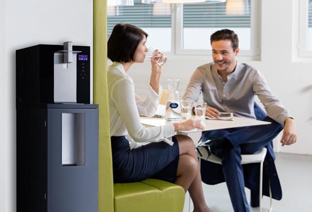 Juomavesiautomaatit konttoreihin