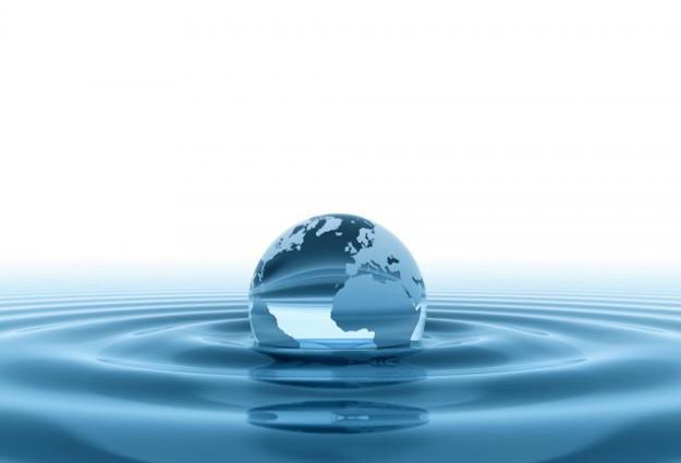 Puhdistettu juomavesi